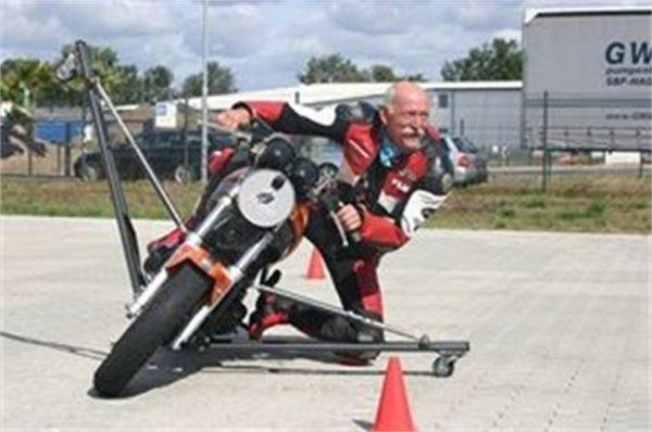 Motorrad SchräglagentrainingLöhne